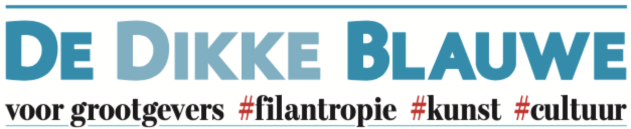 Logo De Dikke Blauwe