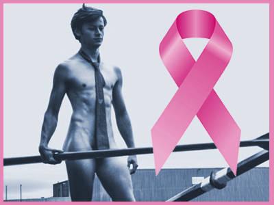 Geen naakte roeiers voor Pink Ribbon