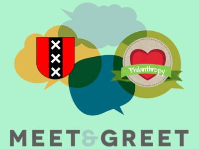 Meet & Greet Stadsdelen en Vermogensfondsen: een schot in de roos