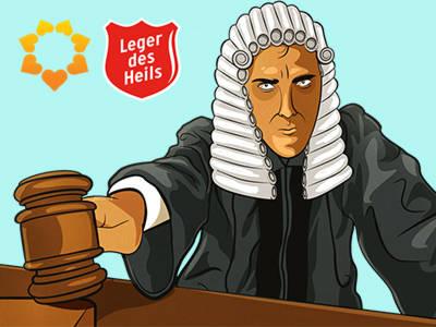 Zonnebloem en Leger mogen 'Broekhuis-erfenis' houden