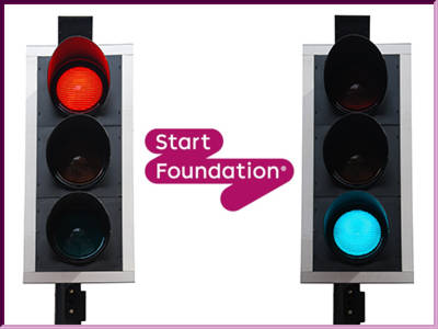 Door Start Foundation mede-gefinancierd 'My red light' van start