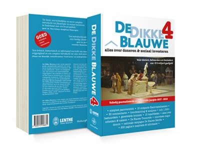 De Dikke Blauwe4 komt eraan: volledige geactualiseerde 'must have-jaargids'