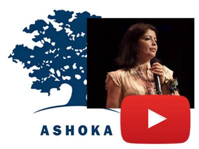 Ashoka Nederland-directeur Jamy Goewie