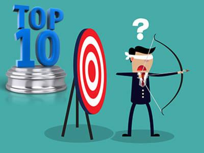 Top 10 inefficiënte fondsenwervers in de VS