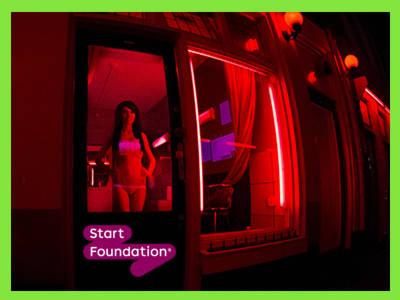Start Foundation verlegt opnieuw de grenzen van sociaal investeren: naar de Amsterdamse wallen dit keer...