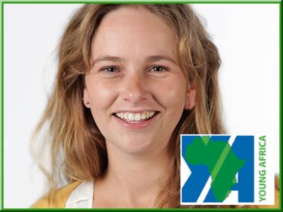 Young Africa-directeur Gonneke Campen: wel effectief, maar te klein om door de Nederlandse overheid serieus genomen te worden?